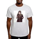 Scheid Happens Ash Grey T-Shirt