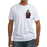 Scheid Happens Fitted T-Shirt