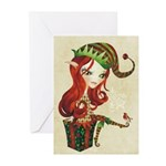 Raven's Moon Greeting Cards (Pk 20)