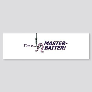 TROUT HEAD INC. Bumper Sticker-I'm a...MASTER-BA