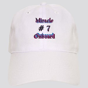 Miracle #7 Onboard Cap