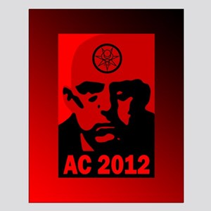 Aleister Crowley 2012 Small Poster