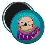 """Otter 2.25"""" Magnet (10 pack)"""