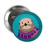 """Otter 2.25"""" Button"""