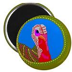 "Turkey 2.25"" Magnet (100 pack)"