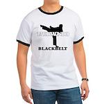 TaeKwonDo Black Belt Ringer T