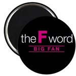 The F Word Magnet