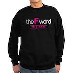 The F Word Sweatshirt (dark)