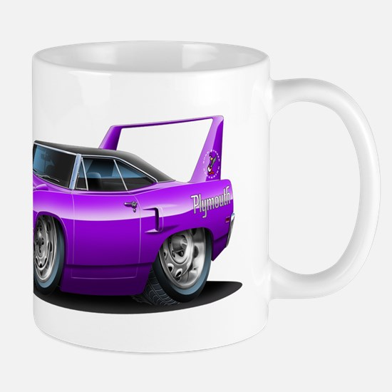 Superbird Purple Car Mug