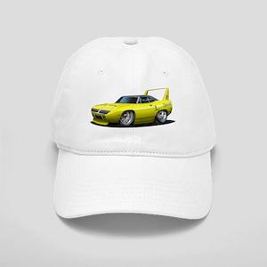 Superbird Yellow Car Cap