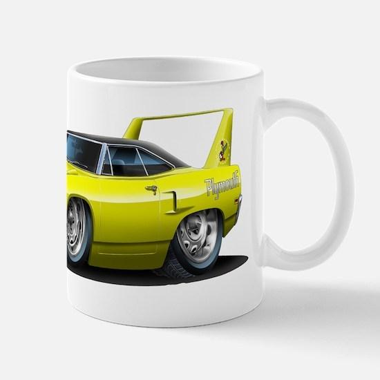 Superbird Yellow Car Mug