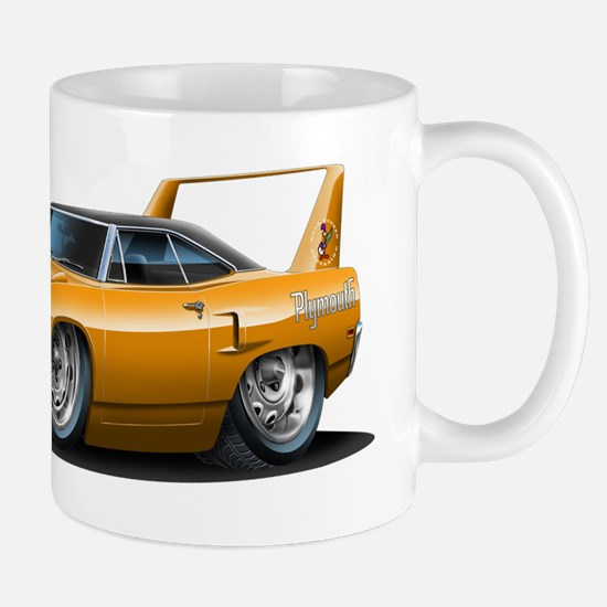 Superbird Orange Car Mug