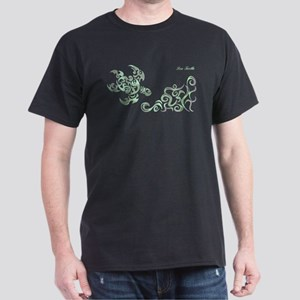 SEA TURTLE-WIDE(Camouflage) Dark T-Shirt