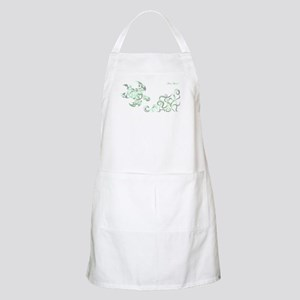 SEA TURTLE-WIDE(Camouflage) BBQ Apron