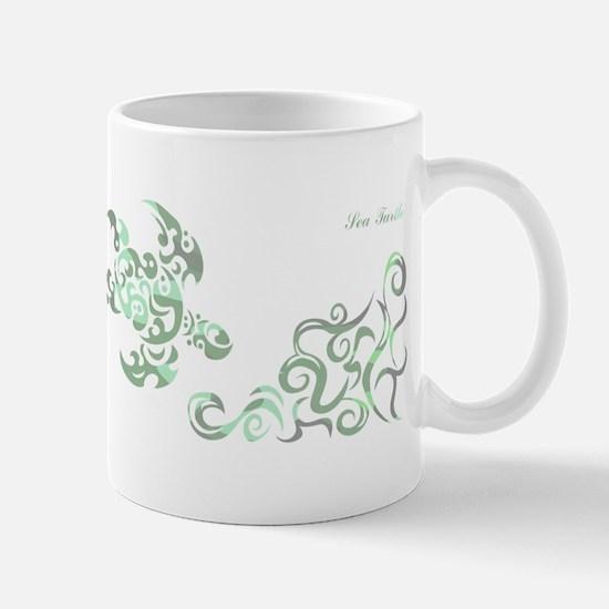 SEA TURTLE-WIDE(Camouflage) Mug