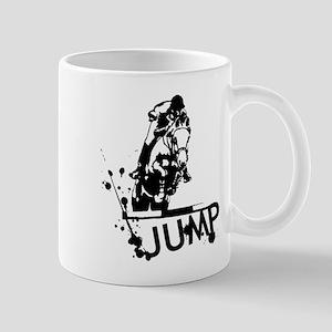 EQUESTRIAN JUMP Mug