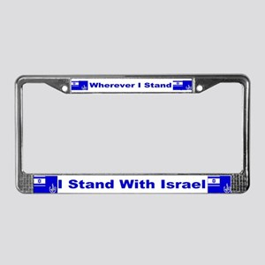 Chief of Naval Ops License Plate Frame