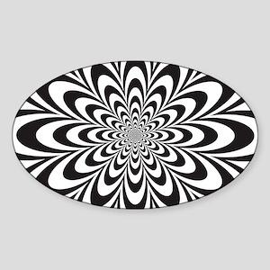 Infinite Flower Sticker