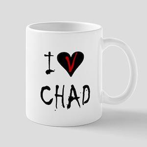 I LOVE CHAD SHIRT V TEE SHIRT Mug