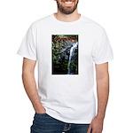 Desire Creates Power White T-Shirt