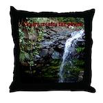 Desire Creates Power Throw Pillow