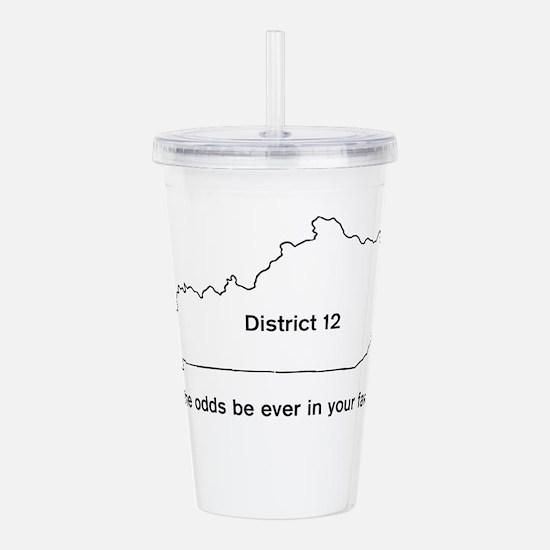 Kentucky District 12 Acrylic Double-wall Tumbler