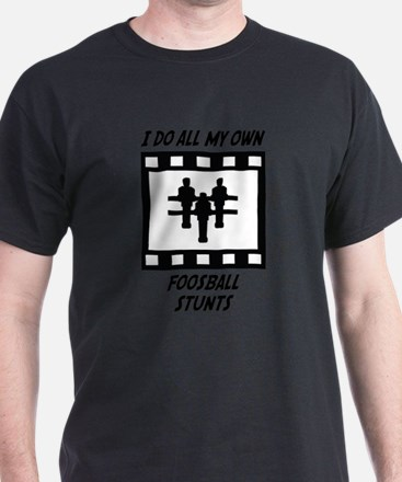 Foosball Stunts T-Shirt
