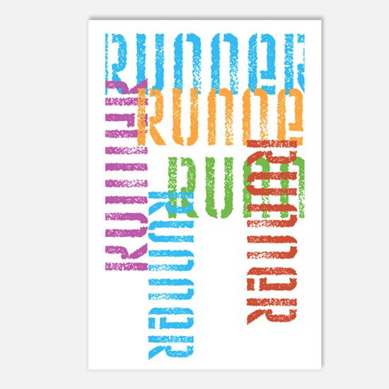 Run Off Variety Postcards (Package of 8)