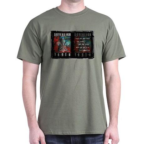 Sovereign Truth Dark T-Shirt