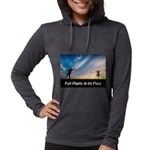 Putt Plastic In Its Place Long Sleeve T-Shirt
