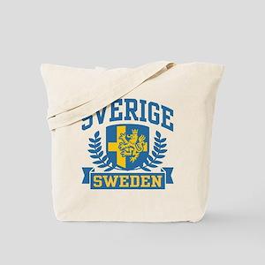 Sverige Sweden Tote Bag