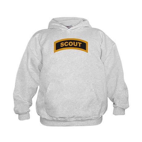 Scout Tab Kids Hoodie