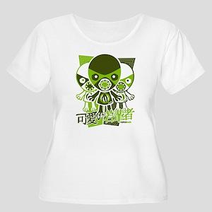 Monster Mascot Women's Plus Size Tee
