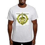 Torah Man Ash Grey T-Shirt