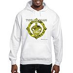 Torah Man Hooded Sweatshirt