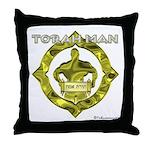 Torah Man Throw Pillow