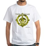 Torah Man White T-Shirt
