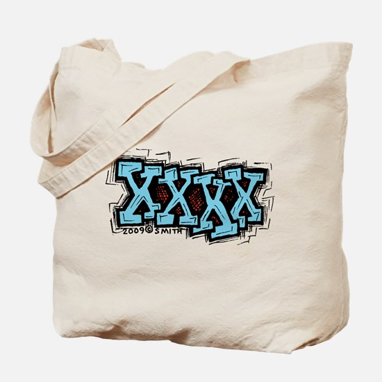 XXXX Tote Bag