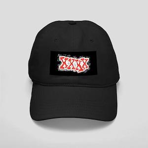 XXXX Black Cap