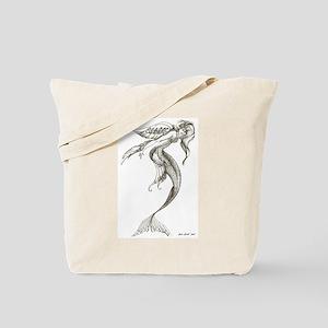 Water Fairy Tote Bag
