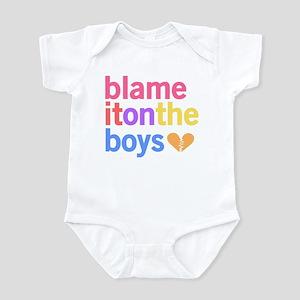 Blame It On The Boys Infant Bodysuit