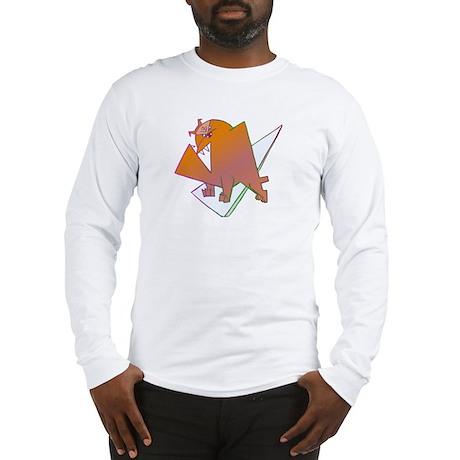 BULLDOGS (1) Long Sleeve T-Shirt