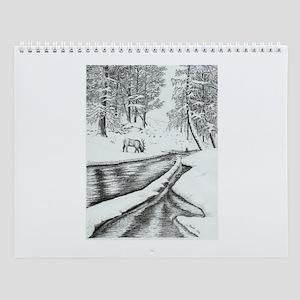 Solitude Wall Calendar