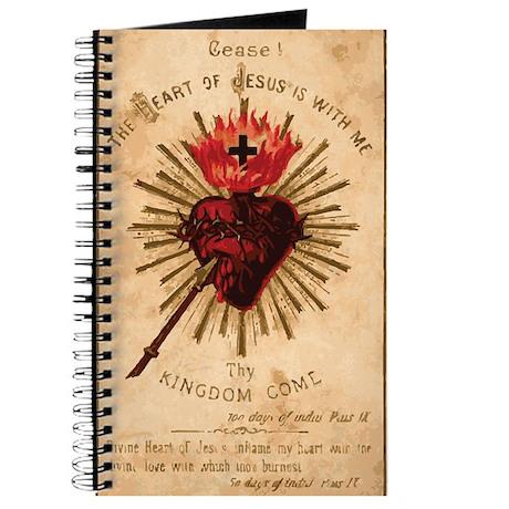 Sacred Heart of Jesus Journal