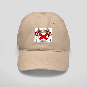 Fitzgerald Coat of Arms Baseball Cap