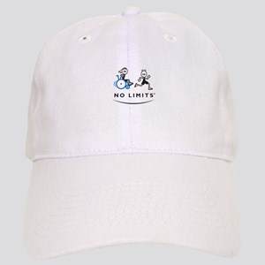 Girl with running Boy Cap