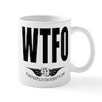 WTFO Mug