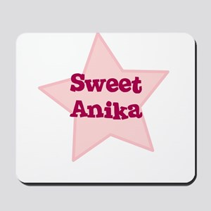 Sweet Anika Mousepad