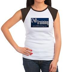 C4DTraining Women's Cap Sleeve T-Shirt