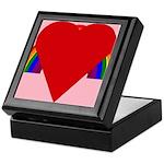 Heart 'Bo' Keepsake Box